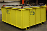 Tote Shipping Container