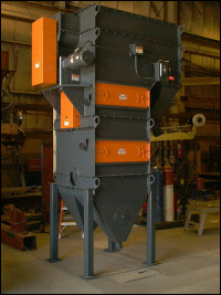 Foundry Magnetic Separator