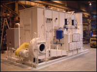 Small Oxidizer Assembly