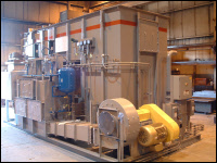 Oxidizer Furnace Assembly