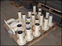 Short Steel Pipe Fabrications